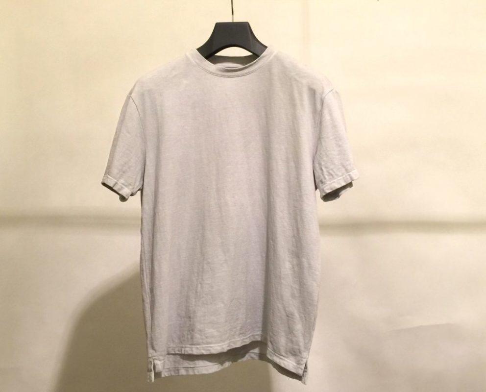 無地の白Tシャツを染める