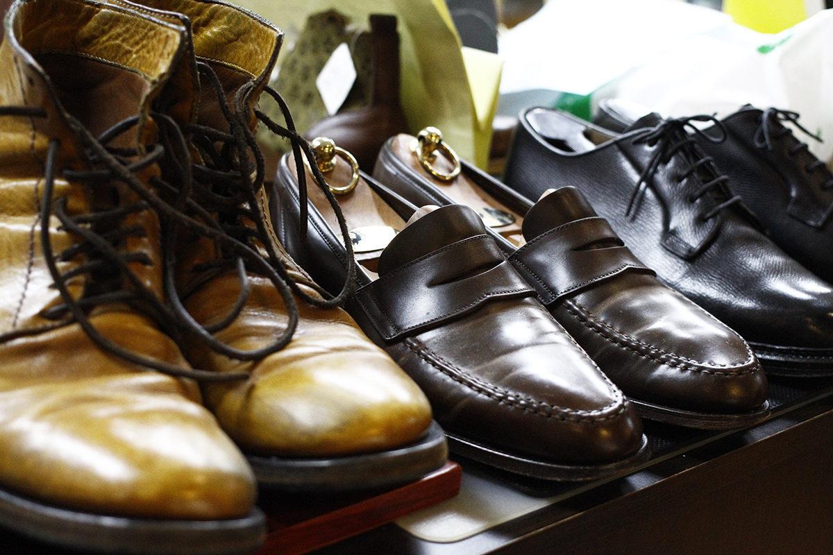 革靴修理10