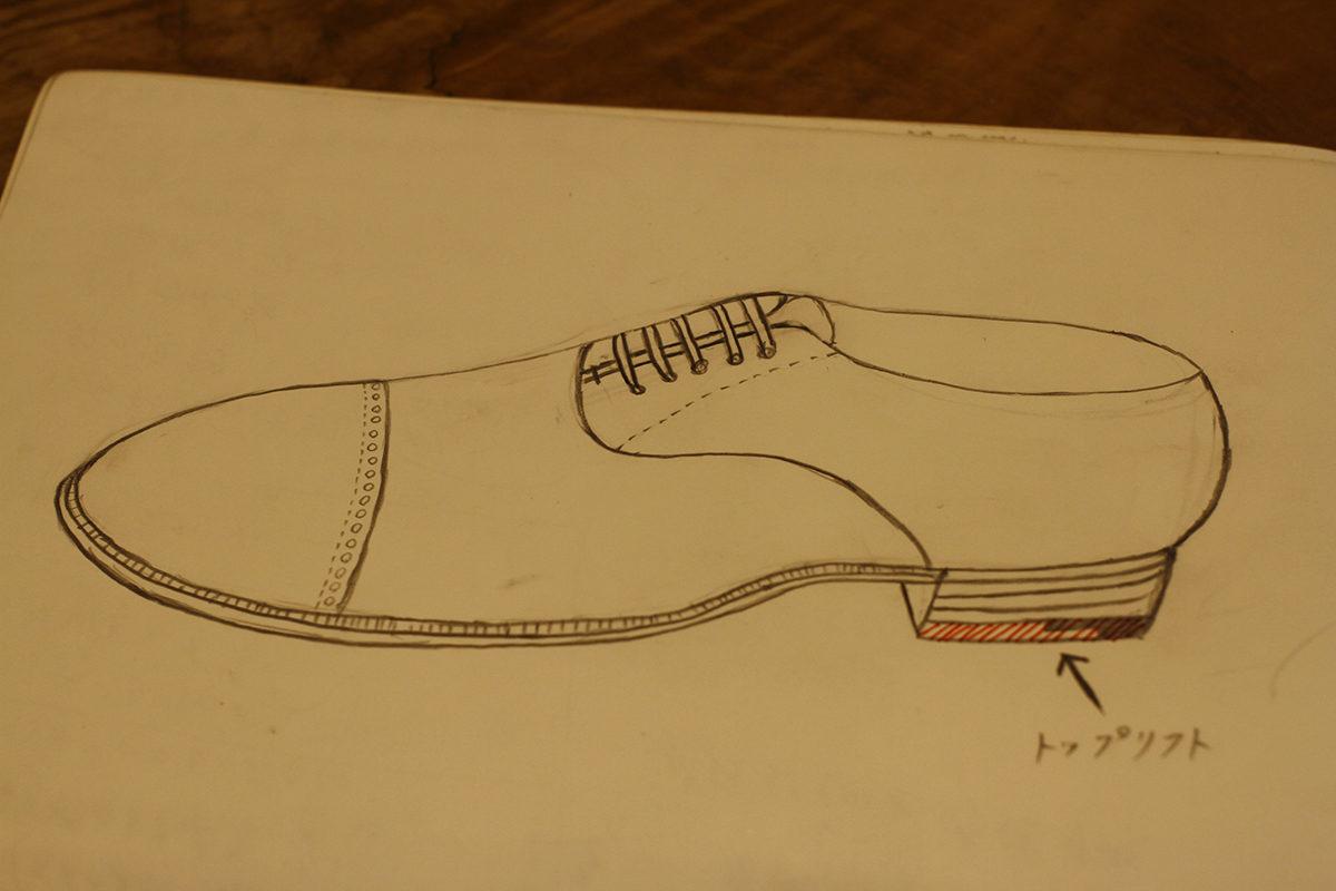 革靴修理1