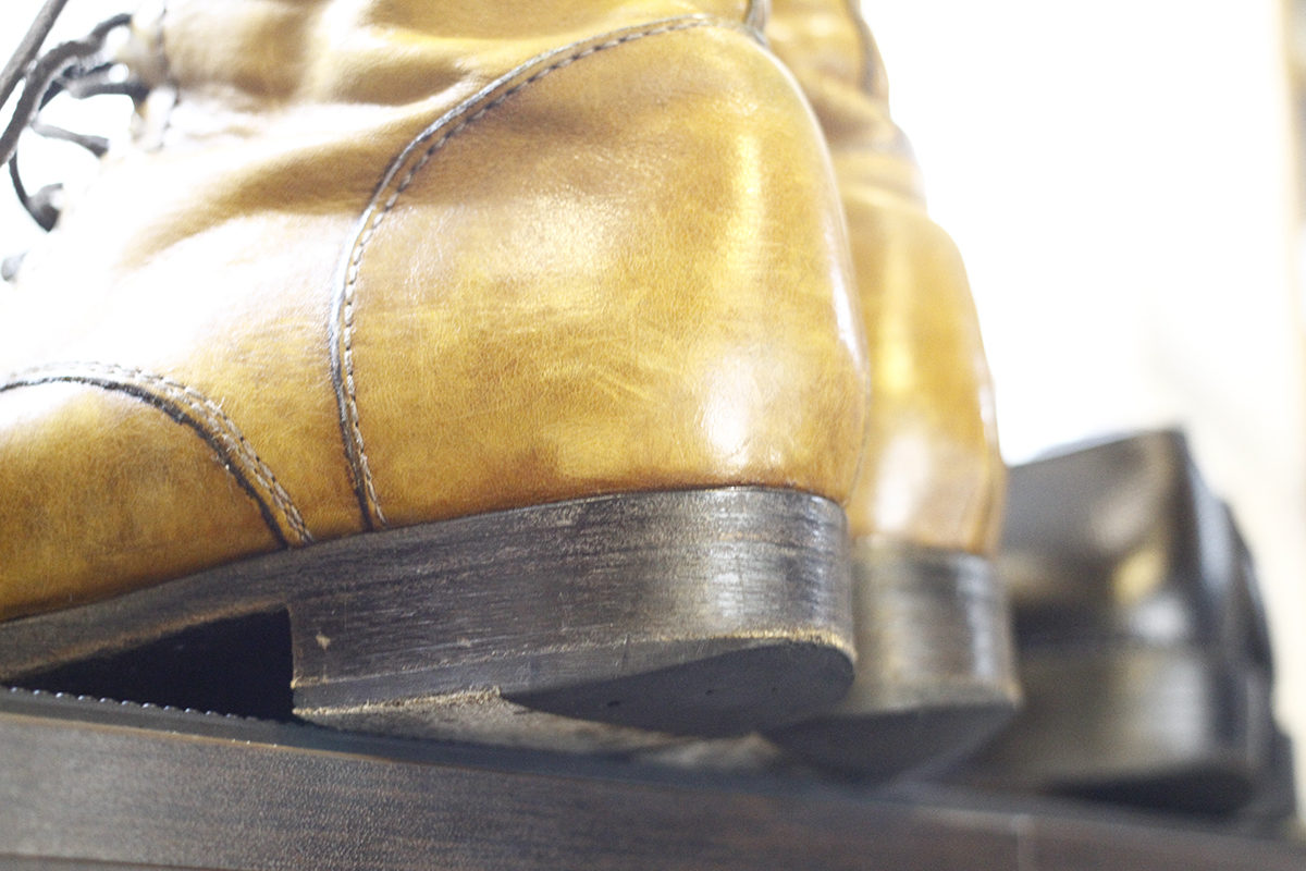 革靴修理5