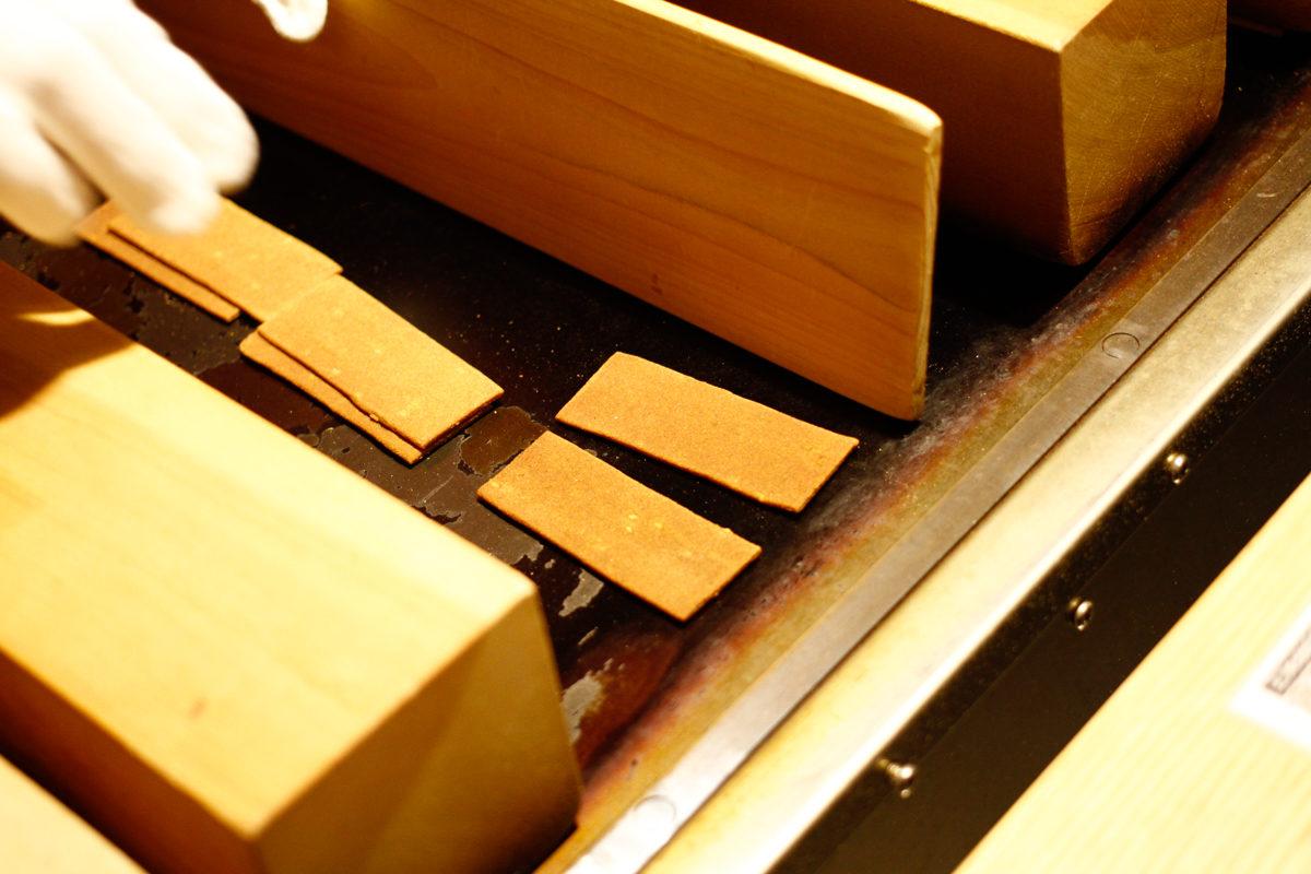 八ツ橋手焼き工程7