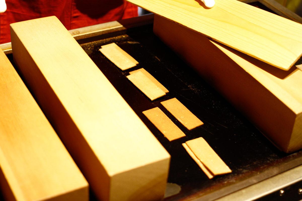 八ツ橋手焼き工程9