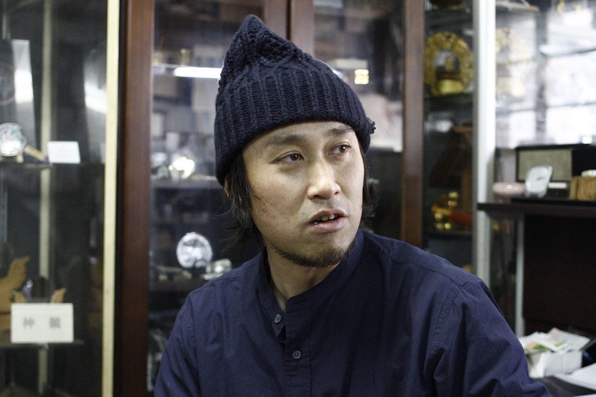 山本晃久さん