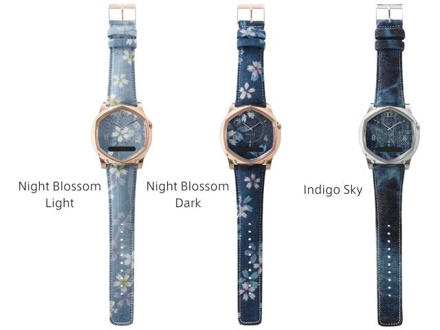Night Blossom(ナイトブロッサム)とIndigo Sky(インディゴスカイ)