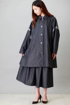 狩衣コート