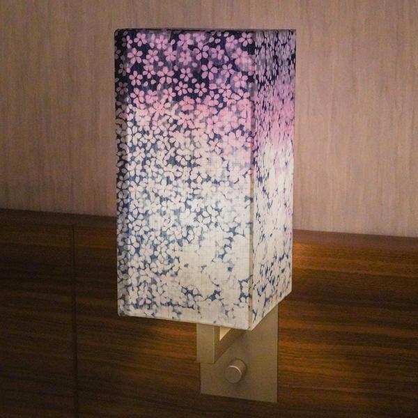 京都デニムのデニムの照明