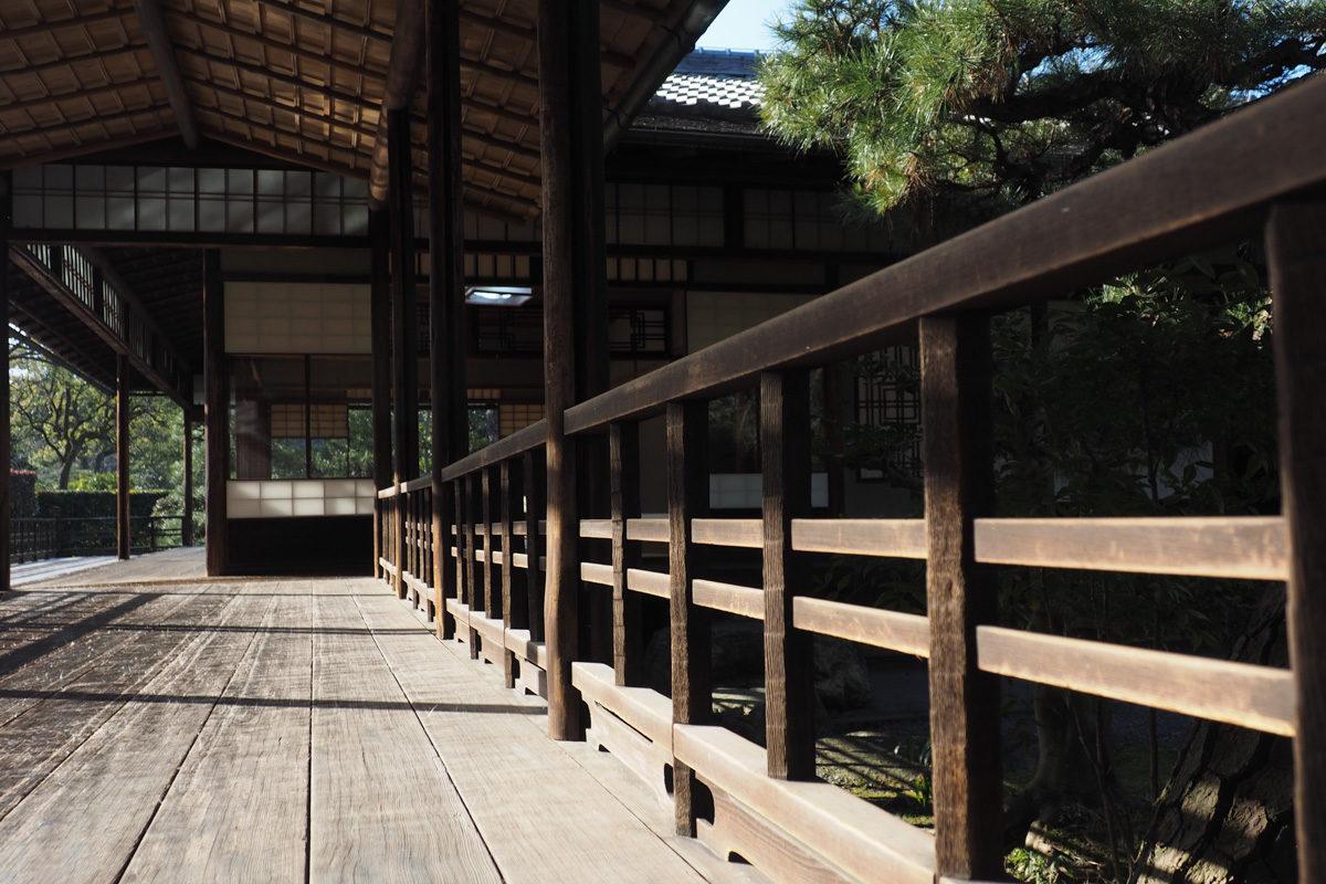 東本願寺渡り廊下2