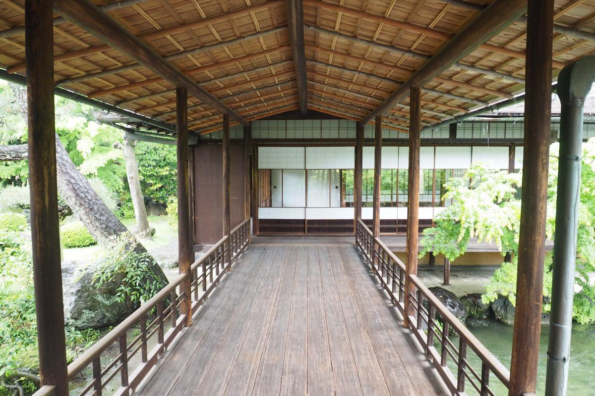 東本願寺渡り廊下