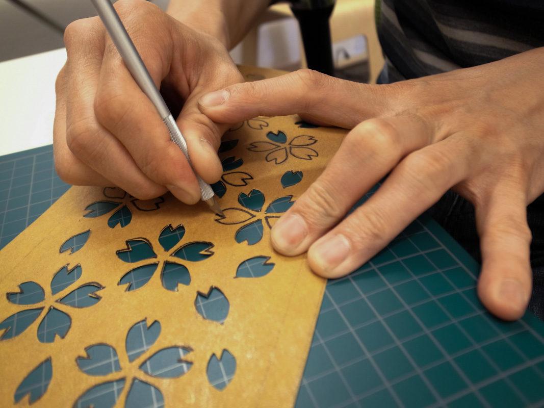 京都伝統工芸染色求人