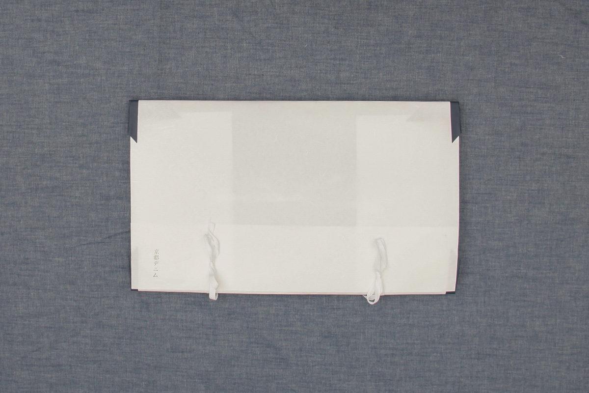 たとう紙の包み方4