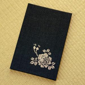 御朱印帳薔薇1-1
