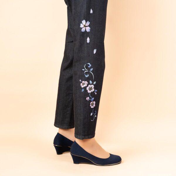 花火 27インチ | 桜椿唐草文様