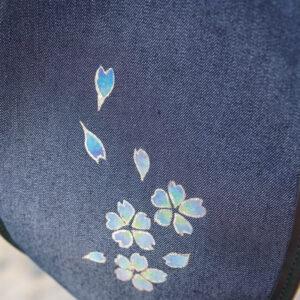 花形ショルダーバッグ