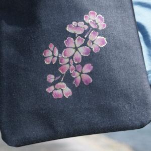 Sakura Denim Sacoche