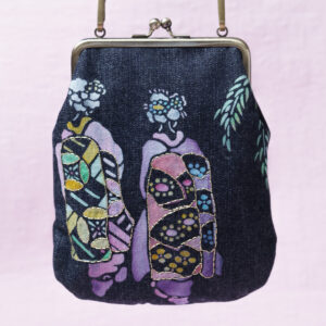 Smartphone Gamaguchi Shoulder Bag