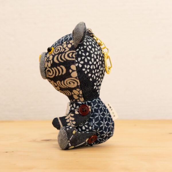 Deniguma (Sesam) | Traditionelles Handwerk Kyoto Komon Färben