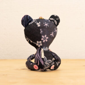 Deniguma (Sakura) | Traditional craft Kyoto Komon dyeing