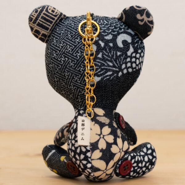 でにぐま(ごま)|伝統工芸京小紋染め