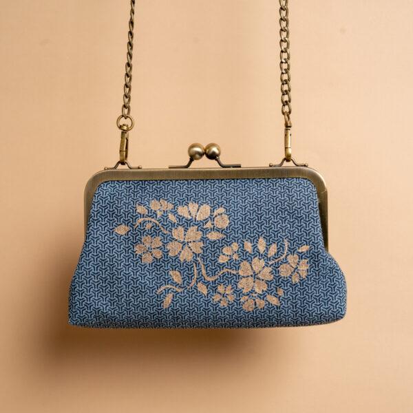 Smartphone Gamaguchi Shoulder Bag (Horizontal)