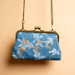 Smartphone Gamaguchi Shoulder Bag (Horizontal)