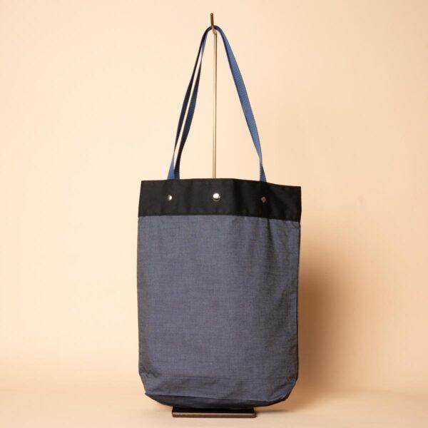 牛仔手提袋| Kyoto Yuzen染色