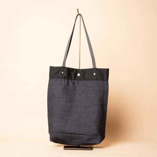 Sac cabas en denim