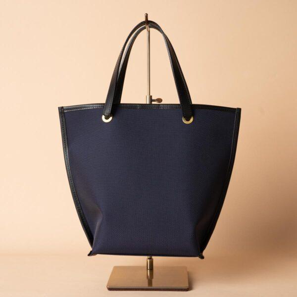 舟型ミニトートバッグ