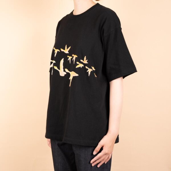 9.1オンス ゆったりオーバーTシャツ Mサイズ