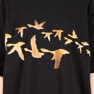 9.1オンス ゆったりオーバーTシャツ Lサイズ