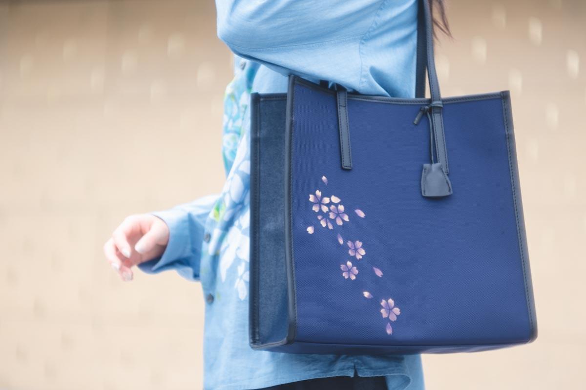 square tote bag