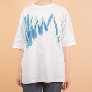 5.6オンス ゆったりオーバーTシャツ Lサイズ