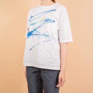 5.6オンス ゆったりオーバーTシャツ Mサイズ